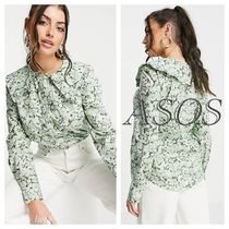 【ASOS】&Other Stories フローラルプリントブラウス