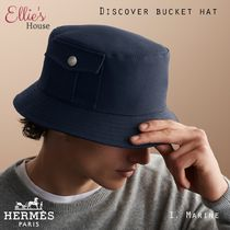 HERMES エルメス☆Discover bucket hat★人気 バケットハット
