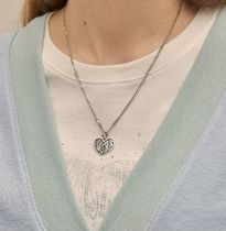 LUV IS TRUE(ラブ・イズ・トゥルー) ネックレス・チョーカー さらに100円引き◇LUV IS TRUE◇PO HEART NECKLACE◇