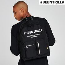 【Been Trill】TWO POCKET バックパック 送料無料