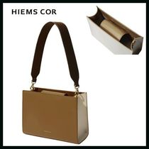 HIEMS COR /送料/関税込み  HIEMS COR 35 LOW SQUARE M-TOTE BAG