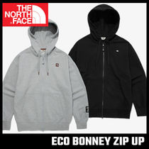 【THE NORTH FACE】ECO BONNEY ZIP UP 男女兼用