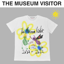 THE MUSEUM VISITOR(ザミュージアムビジター) Tシャツ・カットソー [THE MUSEUM VISITOR] ANANTI FLOWER T-SHIRTS★アートワーク
