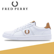 FRED PERRY(フレッドペリー) スニーカー FRED PERRY◆B721 Leather スニーカー◆送料無料・関税込