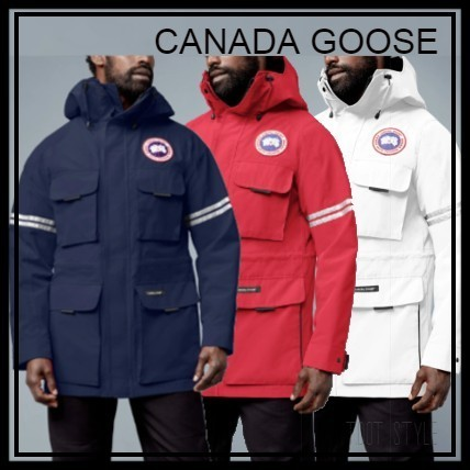 【CANADA GOOSE】SCIENCE RESEARCH JACKET ジャケット 3色 (CANADA GOOSE/ジャケットその他) 72357573