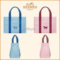 【HERMES】たくさん入るマザーズバッグ Sac a langer Cavalcolor