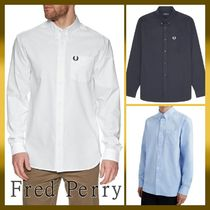 * FRED PERRY *シンプル ロゴシャツ*送料込み