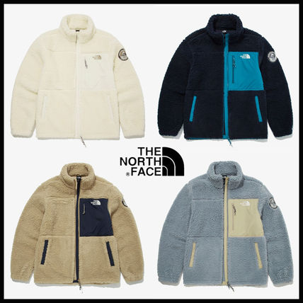 ★THE NORTH FACE★PLAY GREEN FLEECE JACKET (4COLOR)