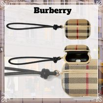 ★Burberry★ヴィンテージチェック AirPodsProケース★直営店★