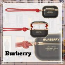 ★Burberry★ホースフェリープリントAirPodsProケース★直営店★