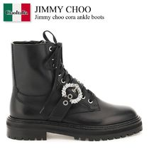 Jimmy choo cora ankle boots