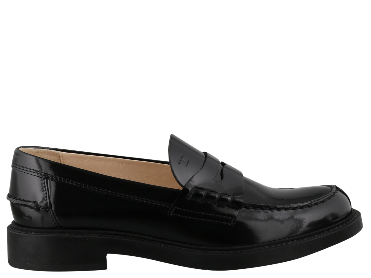 【TOD'S】 LEATHER LOAFERS (TOD'S/ローファー・オックスフォード) 72443473