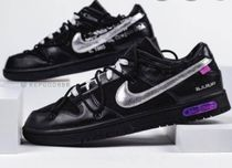 OFF-WHITE x NIKEコラボ★Dunk Low The 50 Collection 50 of 50