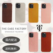 ☆The Case Factory☆iPhone 12 / 12Proレザーケースリザード