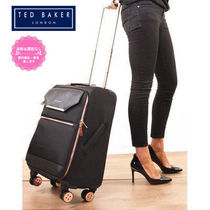 TED BAKER(テッドベーカー) スーツケース 【TED BAKER】EVILLIE ALBANYキャリーバッグ(55x36x25cm 31.5L)
