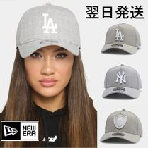NEW ERA ☆ 9FORTY A-Frame Snapback ヘザーグレー キャップ