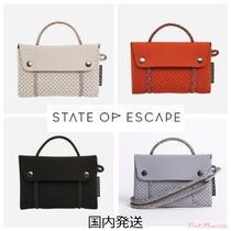 State of Escape(ステイトオブエスケープ) マザーズバッグ 国内発送/State of Escape/COMPASS ベルトバッグ