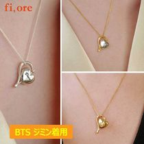 ◆FIORE◆ Spin Balloon Heart Necklace BTS ジミン JIMIN 着用