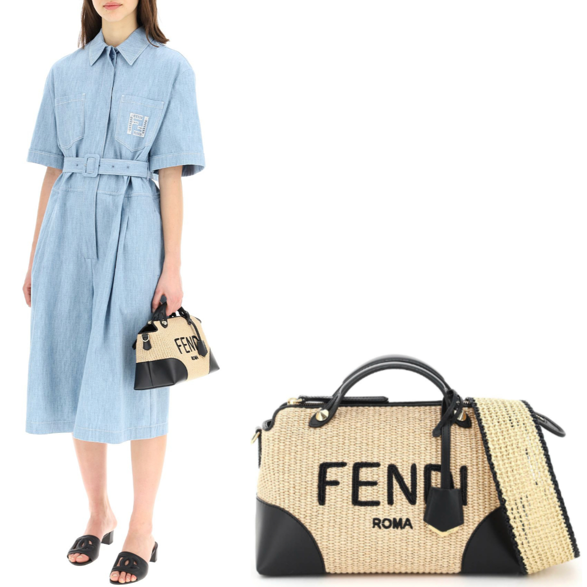 FE2867 BY THE WAY (FENDI/ショルダーバッグ・ポシェット) 8BL146AF2XF1E1I