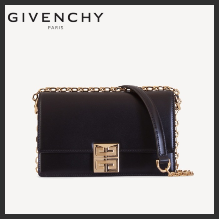 21AW GIVENCHY 4Gチェーンショルダーバッグ ブラック (GIVENCHY/ハンドバッグ) BB50HEB15T001