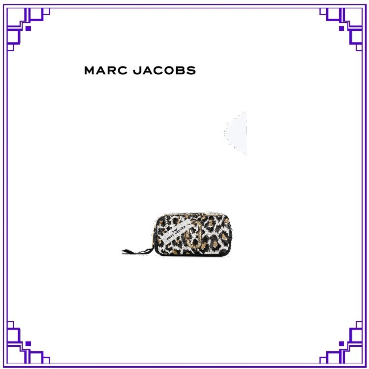 MARC JACOBS◆レディースThe Trompe LOeil Snapshot ポーチ (MARC JACOBS/クラッチバッグ) M0015085201