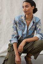 Love The Label ★ Floral Chambray Buttondown