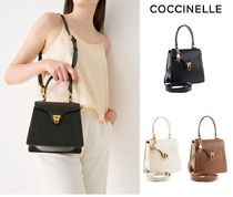 COCCINELLE(コチネレ) ショルダーバッグ・ポシェット 君は私の春韓国ドラマ協賛[COCCINELLE]new Beat Classic_3 color