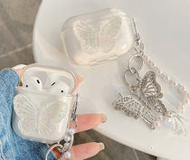 ♡NEW Butterfly バタフライ AirPods  ケース