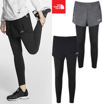 【THE NORTH FACE】W'S COVER UP SHORTS LEGGINGS