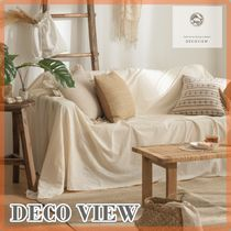 DECO VIEW【送料込】大人気☆Natural Washing Sofa Cover