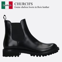 Church's(チャーチ) ショートブーツ・ブーティ Church'S Genie chelsea boots in Rois leather