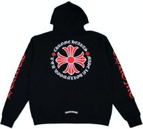Chrome Hearts Made In Hollywood Plus Cross Hoodie