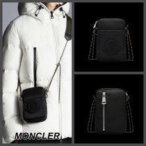 【MONCLER】EXTREME ナイロンドリル☆クロスボディバッグ