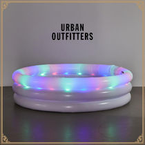 Urban Outfitters(アーバンアウトフィッターズ) バストイ・水遊びグッズ ☆Urban Outfitters☆ LEDミニインフレータブル プール
