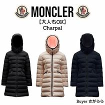 【MONCLER】 大人もOK! Charpal キッズ ロングダウン 全3色
