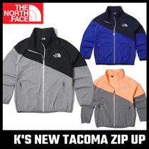 【THE NORTH FACE】大人もOK! K'S NEW TACOMA ZIP UP