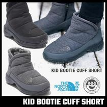 【THE NORTH FACE】大人もOK!KID BOOTIE ショートブーツ