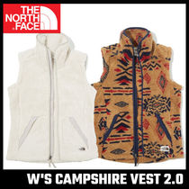 【THE NORTH FACE】 W'S CAMPSHIRE VEST 2.0 フリースベスト