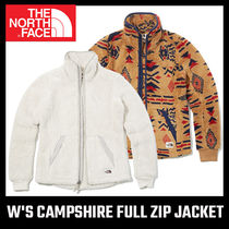 【THE NORTH FACE】 W'S CAMPSHIRE FULL ZIP JACKET