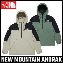【THE NORTH FACE】NEW MOUNTAIN ANORAK