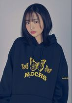 RuddyCheeks ★[NEW Color] 21 BUTTERFLY HOODIE [6Color]