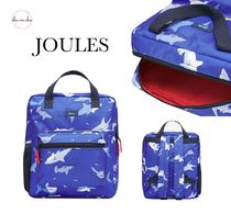 Joules Clothing(ジュールズ クロージング) 子供用リュック・バックパック 関税送料負担なし!《JOULES》kids sharks バックパック