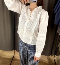 & Other Stories新作☆Embroidered Blouse