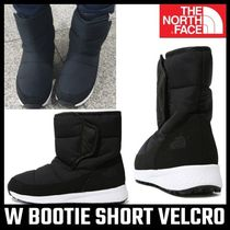 【THE NORTH FACE】 W BOOTIE SHORT VELCRO ブーツ