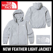 【THE NORTH FACE】NEW FEATHER LIGHT JACKET