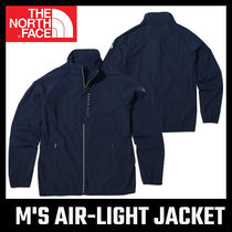 【THE NORTH FACE】M'S AIR-LIGHT JACKET