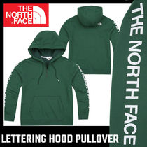 【THE NORTH FACE】LETTERING HOOD PULLOVER パーカー