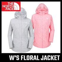 【THE NORTH FACE】 W'S FLORAL JACKET