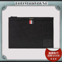 21AW/送料込≪Thom Browne≫ Small レザー ドキュメントホルダー