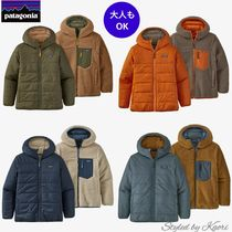 Patagonia(パタゴニア) キッズアウター 国内発送【PATAGONIA】Boys' Reversible Ready Freddy Hoody